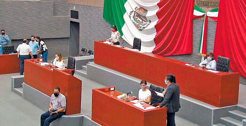 Termina segundo año legislativo; diputados a receso en Morelos