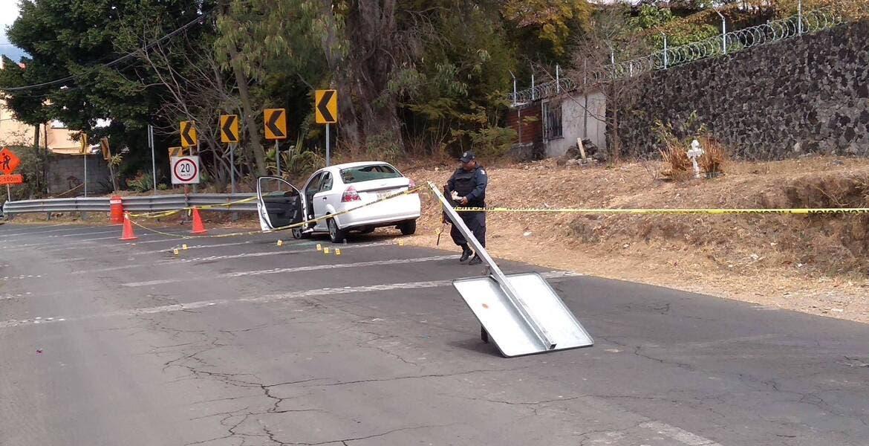 Giran orden de aprehensión contra asesino de agentes de FGR en Cuernavaca; hay un detenido