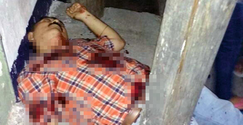 Crimen. El ex síndico Víctor Marín Ocampo fue asesinado a tiros afuera de su casa.