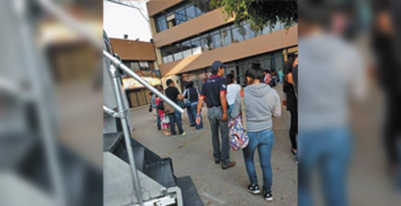 Sismo en Cuernavaca con epicentro cercano a la superficiie