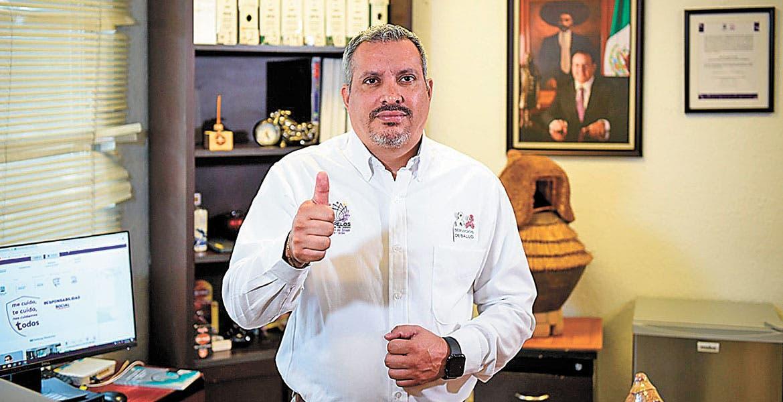 Reconocen SS Morelos a personal de Salud