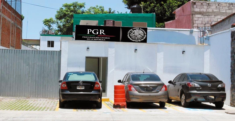 Edificio. Autoridades federales inauguraron las instalaciones de la subdelegación de la PGR, ubicadas en la colonia Emiliano Zapata, de Cuautla.