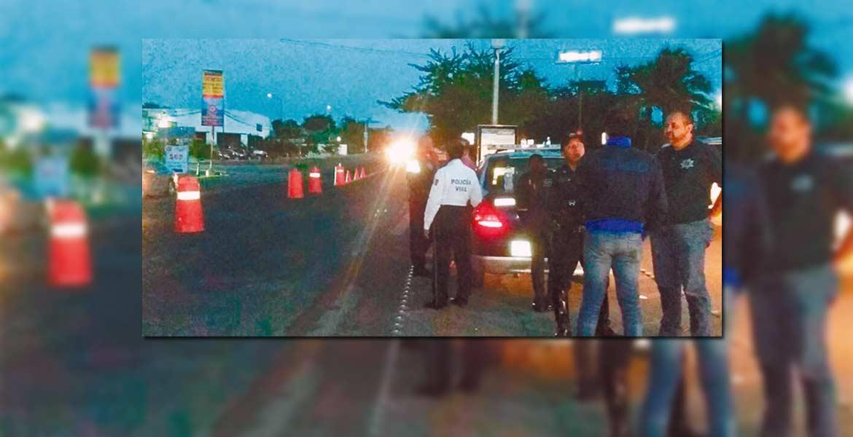 Sin tregua. Autoridades municipales seguirán vigilando que conductores no manejen ebrios.