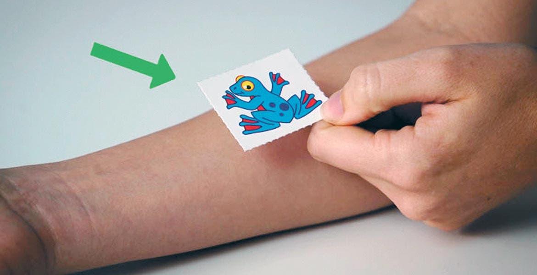 Reacciones. Una legisladora panista propuso aplicar sanciones administrativas a quien fomente los tatuajes adheribles.