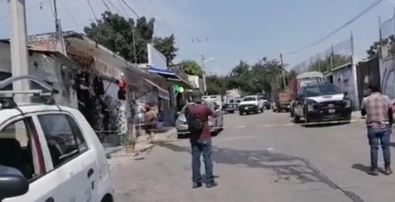 Aseguran camioneta robada en Temixco; testigos reportan disparos