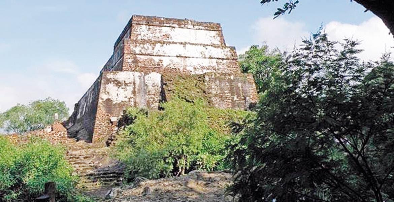 La pirámide. Protección Civil desplegará un operativo para resguardar a tres mil personas que participarán en el Reto al Tepozteco, en Tepoztlán.