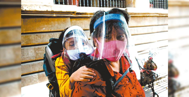 """""""Abren table y no centros de rehabilitación"""": mamá de niño con discapacidad"""