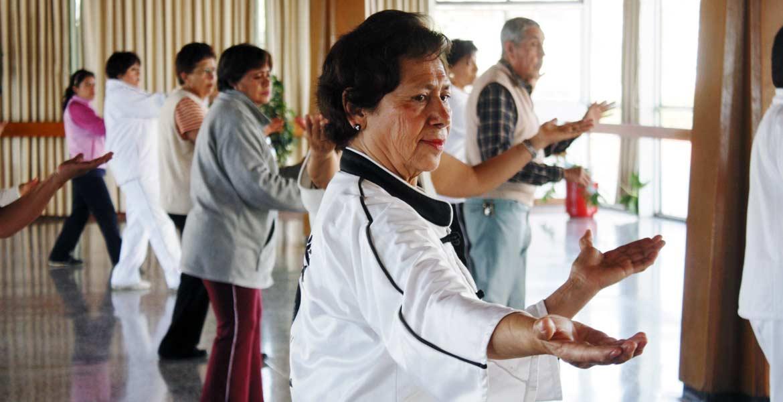 Activación. El ejercicio es importante para mantener en buenas condiciones el sistema circulatorio y evitar enfermedades.