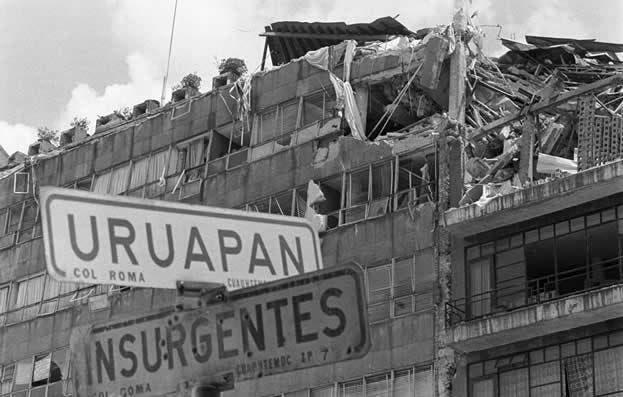 El Terremoto del 19 de septiembre de 1985