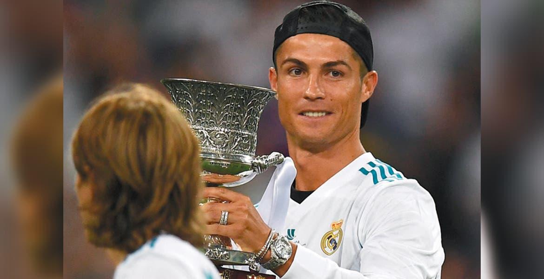 Supercopa: el Real Madrid venció 3-1 al Barcelona
