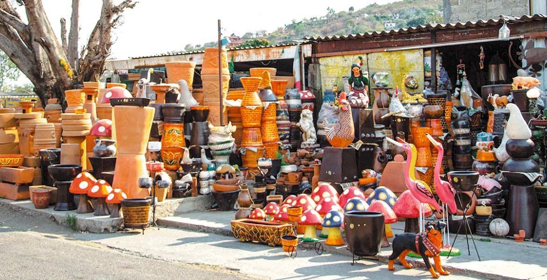 De fiesta. El municipios de Tlayacapan está de manteles largos y espera con los brazos abiertos a los visitantes.