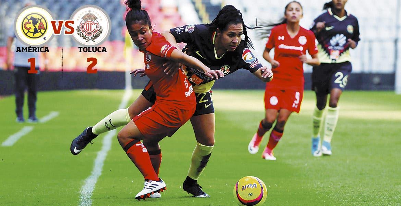 Tania Morales marca el segundo gol olímpico de la Liga MX Femenil
