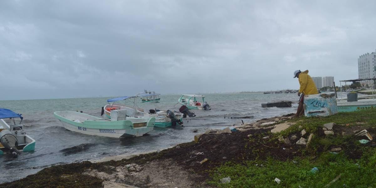 Se forma la tormenta tropical Franklin en el Caribe