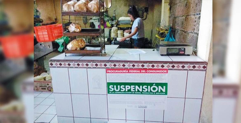 Operativos. La dependencia ha visitado negocios, sobre todo tortillerías, que han incrementado de manera desproporcionada el precio del producto