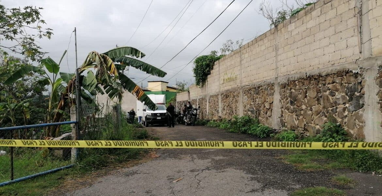 Abandonan cadáver torturado en Jiutepec