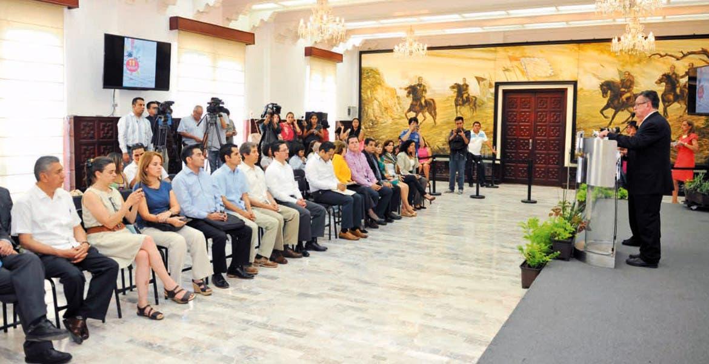 Ponen el ejemplo. El Gobierno de Morelos ha destacado en las evaluaciones de transparencia, señaló el secretario de la Contraloría, José Iñesta.