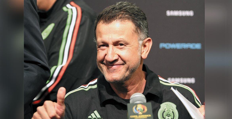 Osorio. El DT del Tricolor prefiere definir el juego ante Chile en el tiempo regular.