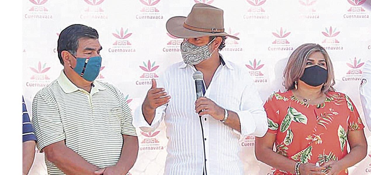 Unirá puente a las colonias Lomas y Ampliación Chamilpa, de Cuernavaca