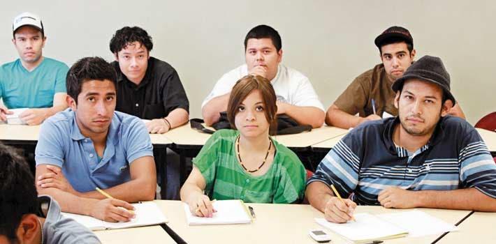 Cuidado. Autoridades de educación pidieron a alumnos tener cautela con las escuelas que no cuentan con Reconocimiento de Validez Oficial de Estudios