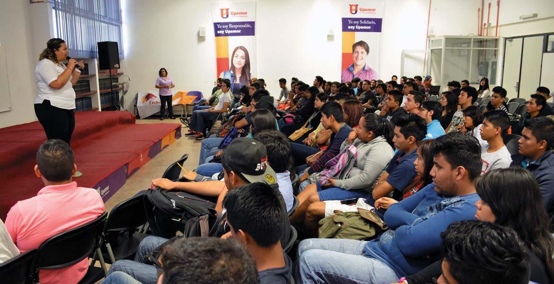 Ingresas 800 nuevos estudiantes a Upermor