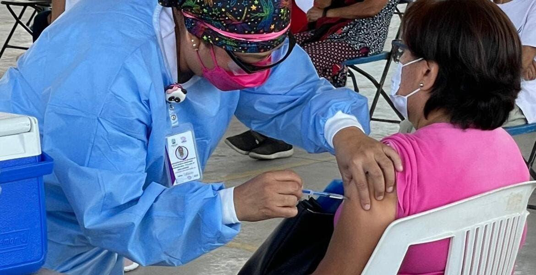 Morelos: aplicarán segunda dosis de vacu...
