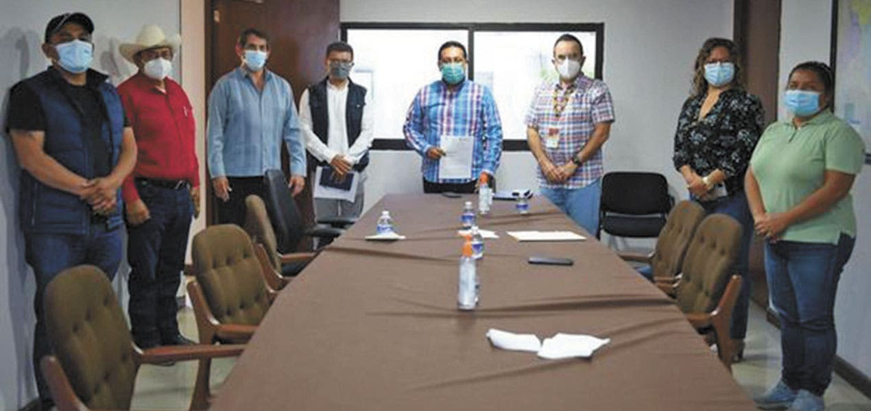 Garantizan vacunas para Yautepec