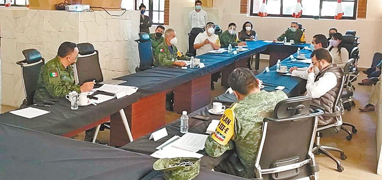Se alista Morelos a recibir vacunas para personal médico