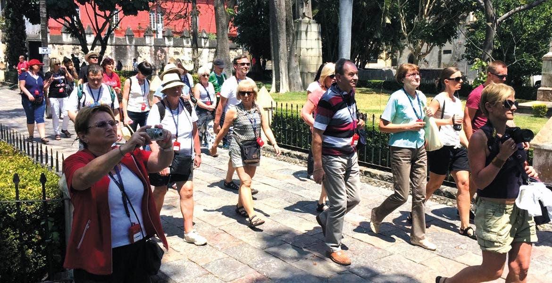 Derrama. El comercio tuvo buenos resultados y se preparan para recibir más turistas en Semana Santa.