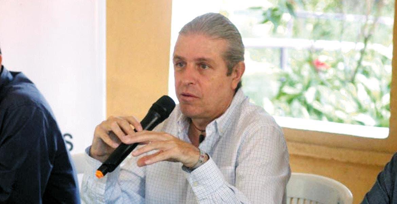 Topiltzin Contreras, titular de SD