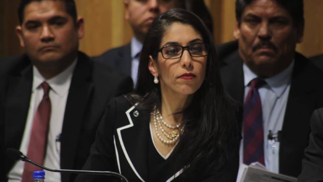 Fiscal de Veracruz confirma parentesco con operadora de Los Zetas