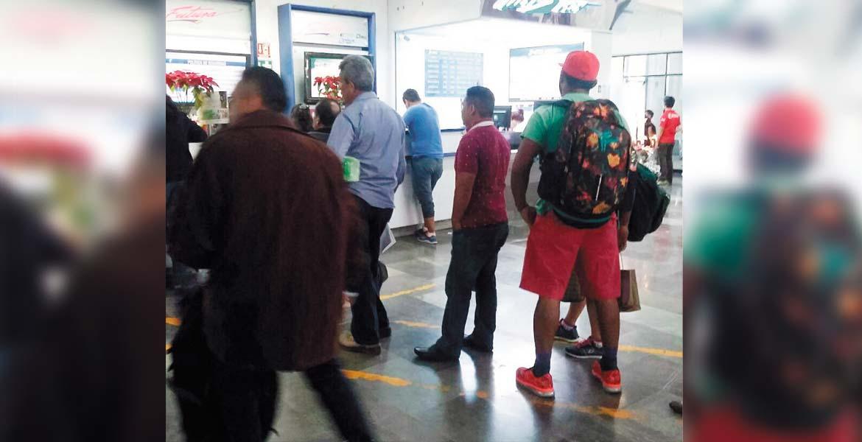 Vigila Profeco desde ayer las terminales