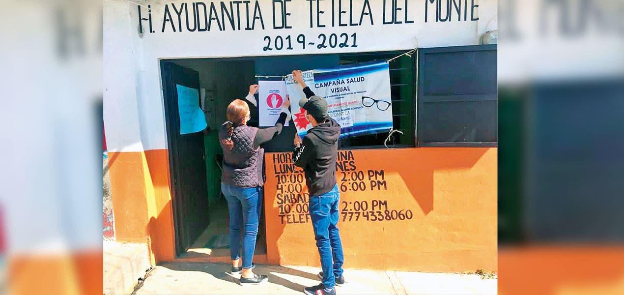 Difunde Ayuntamiento de Cuernavaca programas contra violencia