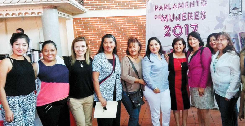 Diputada Norma Alicia Popoca hizo el anuncio en el marco de los foros rumbo al Parlamento de Mujeres