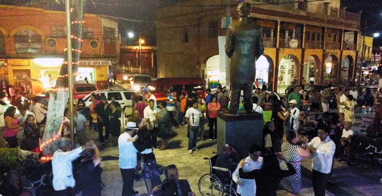 Tradición y cultura. El Ayuntamiento de Yautepec busca generar espacios de sana convivencia mediante eventos artísticos y culturales.