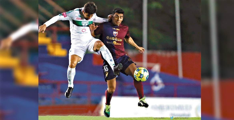 Con gol de 'vestidor', Zacatepec cae ante el Atlante por la mínima diferencia