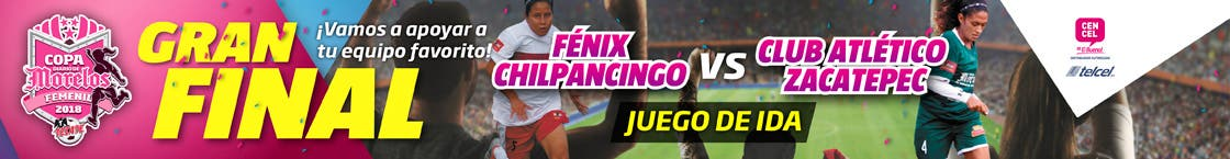 Final Copa Morelos Femenil