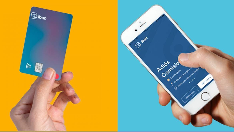 Iban Wallet México es una fintech que ofrece una cuenta para ahorrar, invertir y una tarjeta sin comisiones.