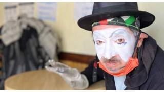 ¿Quién es Pactú?: El mimo de Cuernavaca 2