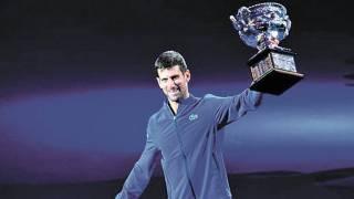 Conquista Djokovic a Australia 2