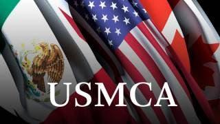 AMLO lanza  encuesta para cambiar nombre de acuerdo comercial USMCA 2