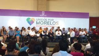 Entregan apoyos económicos para escuelas con daños menores en Morelos