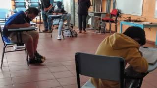 Sólo 3 alumnos acudieron a la primaria Braulio Rodríguez, de Cuernavaca, en el regreso a clases