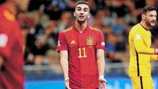 En Europa se 'escapa' el Mundial 2