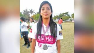 Xochitl de la Cruz se va satisfecha con subcampeonato en Copa Femenil Diario de Morelos Tecate 2