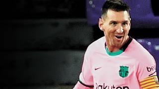 Messi rompe récord de Pelé 2