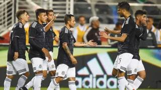 Concluye primera concentración de 'Tata' Martino como técnico de la Selección Mexicana 2