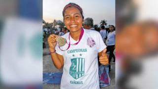 Julieta García está feliz por ganar la Copa Femenil Diario de Morelos Tecate 2018 2