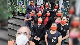 Suman a trabajadores de Cuernavaca a lucha contra la violencia a mujeres 2