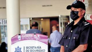 En marcha operativo contra asalto a cuentahabientes 2