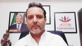 Alcalde llama a no bajar la guardia contra el COVID-19 en Cuernavaca 2